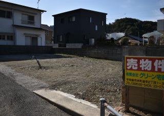 グリーン宅建:吉田図書館前まで800メートル。